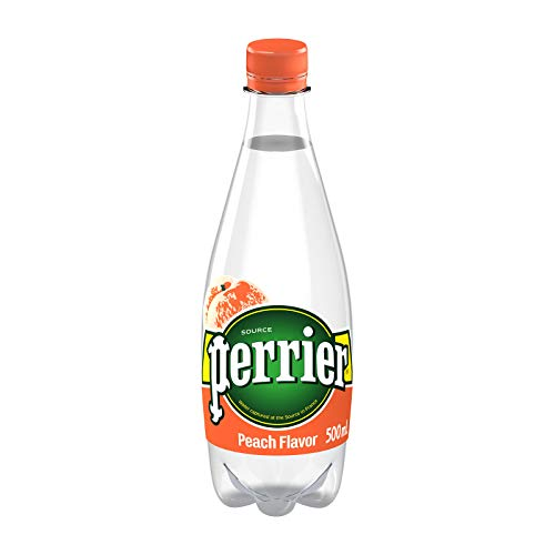Perrier(ペリエ) ピーチCLEAR PET 500ml[直輸入品] ×24本