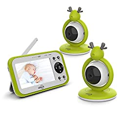 LBtech Video Baby Monitor - Among the top non wifi video baby monitors of 2019 BMC List