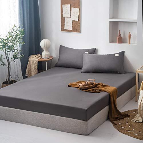 BOLO Las sábanas tienen bolsillos profundos, cómodos y resistentes a las arrugas, 180 x 200 cm+20 cm