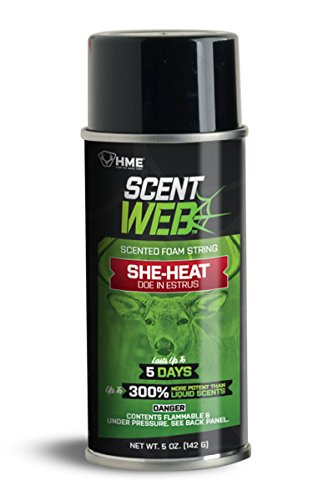 HME Web Scent- 5 Oz Scented Foam String Lasts up 5 Days