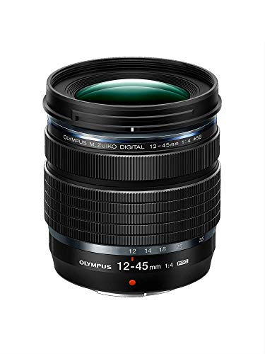 Olympus M.Zuiko Digital ED 12-45mm F4.0 PRO Lens Black, for Micro Four Thirds Cameras
