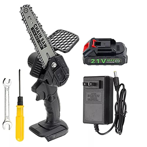 Airbike—Tile wood cutting machine mini electric chainsaw logging power tools cordless handheld pruning saw portable