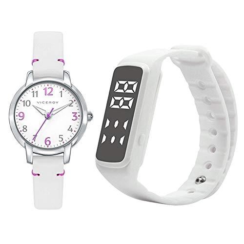 Reloj Viceroy Niña Pack 461136-05 + SmartBand