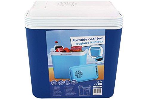All Ride tragbare thermo-elektrische Kühlbox, 22 Liter, 12 V, 30x23x40 cm