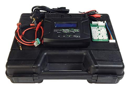 Arkai Maletín de carga – Carga fácil – Todo en una maleta directamente segura para el lugar de uso.