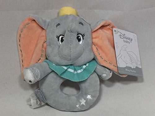 Disney Baby Dumbo Anneau Hochet par Rainbow Designs