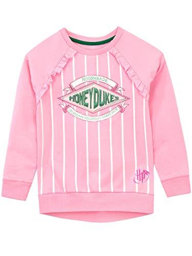 Harry Potter Mädchen Honigtopf Sweatshirt Rosa 158