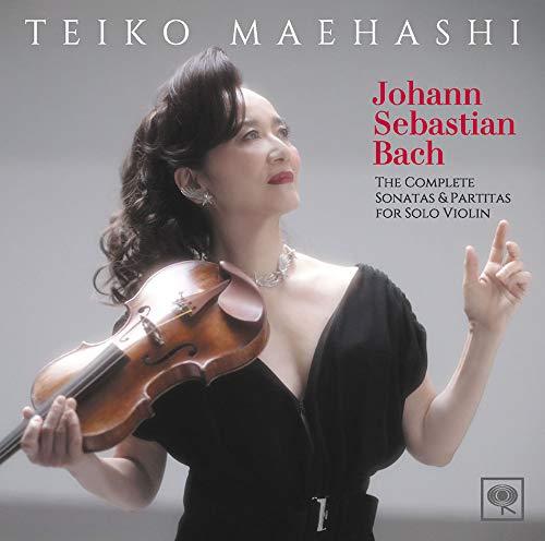 バッハ:無伴奏ヴァイオリンのためのソナタとパルティータ(全曲)(SACD HYBRID)