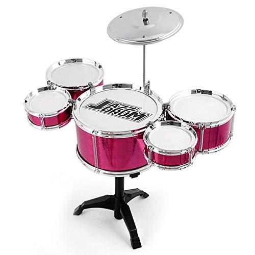 jaspenybow Children's Drum Set C...
