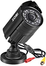 ZOSI 1080P Hybrid 4-in-1 HD TVI/CVI/AHD/CVBS 1920TVL 2.0MP CCTV Camera Home Security System 80ft Day/Night Vision Metal Waterproof Housing For 960H,720P,1080P,5MP,4K analog Surveillance DVR