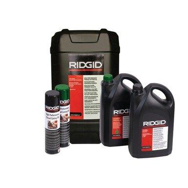 RIDGID serie 11931 Olio da taglio per filettatura 5 lt.