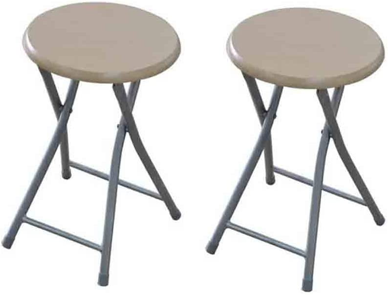 YCSD Our shop most popular Household Folding Chair Stool Spring new work Table Dining PVC Portable St