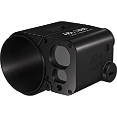 Unmatched Accuracy - range in up to 1000 yards with the ABL 1000. One button operation through your ATN Smart scope makes ranging easier than ever Smart Ballistic Calculator - just press one button to integrate with your Smart Scope and shift your re...