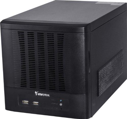 Vivotek NR8401 16-Kanal Netzwerkvideorekorder für Vivotek Kamera und Videoserver (4x Festplatteneinschub, 8,9 cm (3,5 Zoll), SATA, 2x GBIT LAN Port)