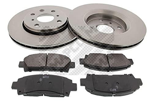 Mapco 47355 Kit de freins, frein à disques