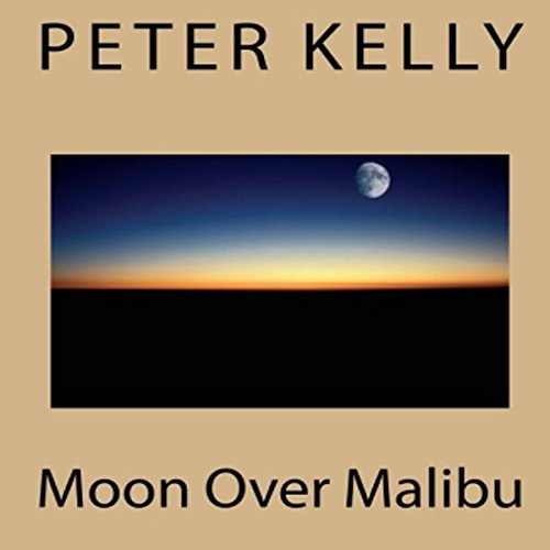 Moon Over Malibu audiobook cover art