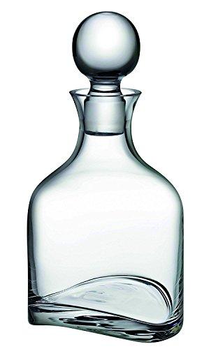 Nude Glass Arch Whisky Bottle Crystal 30 Ounces -  Pasabahce, 92572-1049901