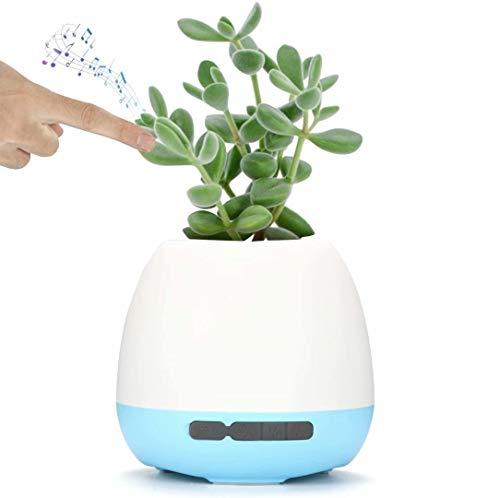 Music Plant Pot, OHNICE Wireless...