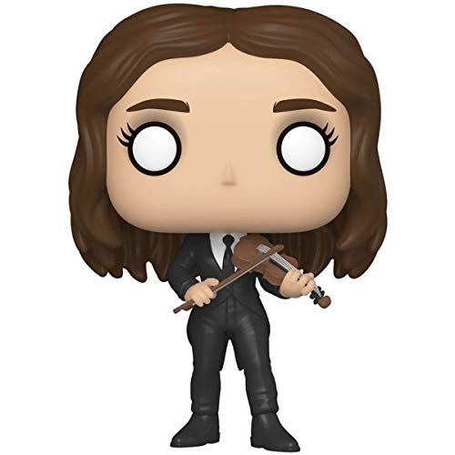 Funko- Pop TV: Umbrella Academy-Vanya Hargreeves w/Chase (Styles May Vary) Collectible Figure, Multicolor, Estandar (44516)