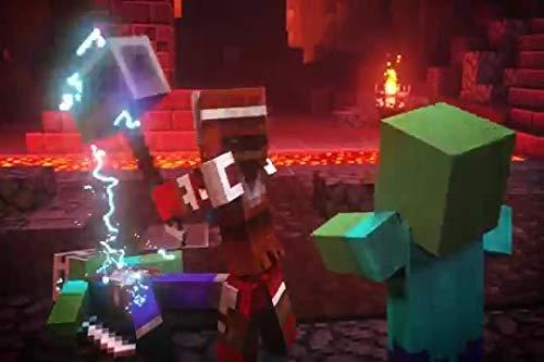 Minecraft_Dungeons__Cross-platform_Play_Trailer: Minecraft_Dungeons__Cross-platform_Play_Trailer (English Edition)