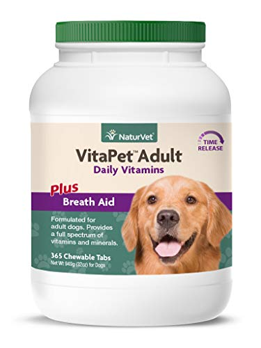 Best nuvet plus vitamins for dogs for 2021