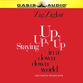 Staying Up, Up, Up in a Down, Down World cover art
