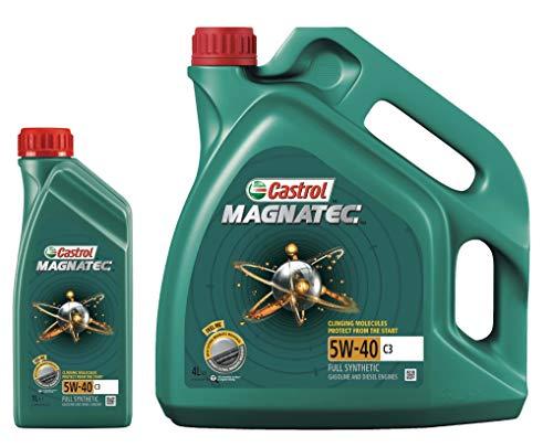 Castrol Magnatec 5W-40 C3 - Sintético (5 L)