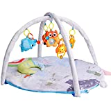 Best Activity Gyms - Rabbit-Shaped Baby Play Mat -Infant Activity Gym Review