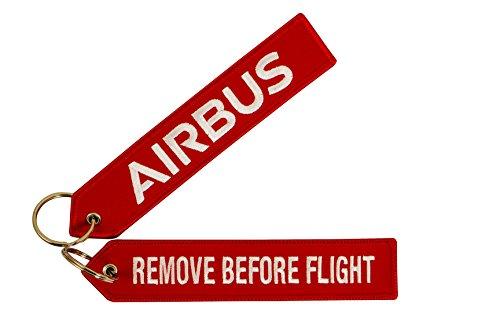 "Lanyard mit /""Seatbelt/""-Schnalle Schl/üsselband Remove Before Flight"