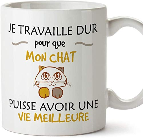 Le mug humour chat