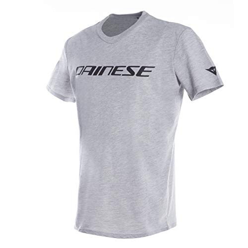Dainese 1896745-N42-M Camiseta, Melage Gris, M