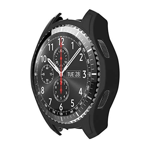 Capa de Silicone Protetora Para Relógio Samsung Gear S3 FRONTIER (R760)