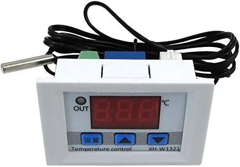 Translated DollaTek DC12V Relay Digital Thermostat Control Temperature with Large special price
