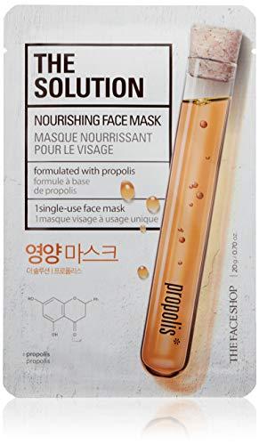 The Face Shop The Solution Nourishing Sheet Mask