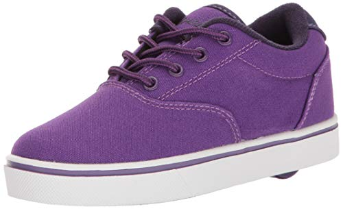 Heelys Launch (Little Kid/Big Kid/Adult) Purple/Grape/White 3 Little Kid