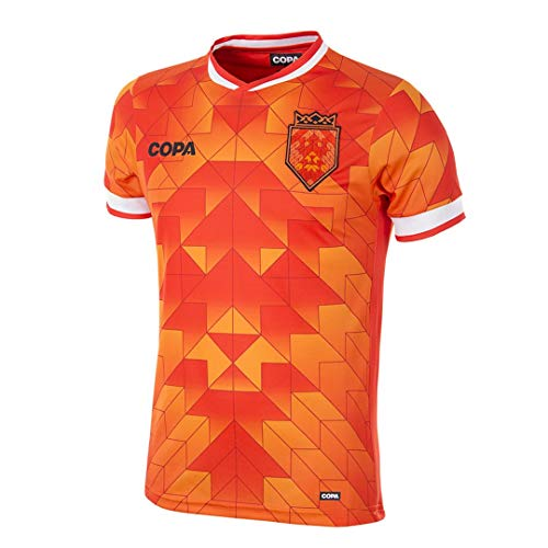 Copa Holland Retro Shirt Trikot orange orange, L