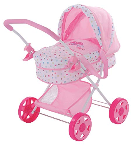 Hauck Love Heart Doll Pram, Toy