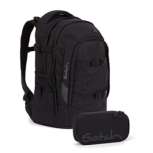 Satch Pack Blackjack Schulrucksack Set 2tlg.