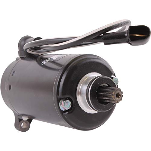 DB Electrical SND0744 New Starter Compatible with/Replacement for Triumph Motorcycle Adventurer 96-01, Daytona 1000 1200 (92-06) ND128000-8630 18866 TS-101N 1310000 128000-8630