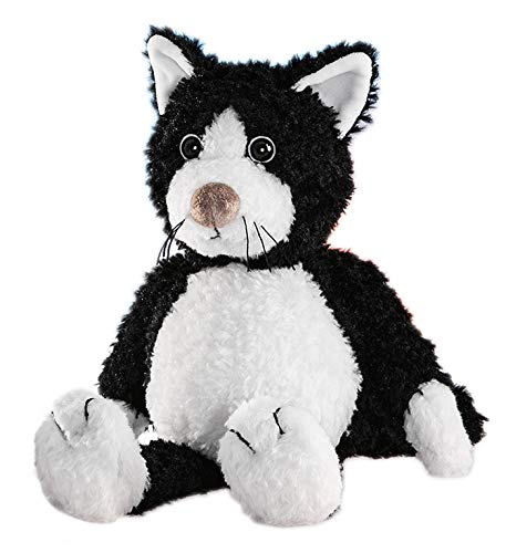Schaffer Knuddel mich! 5441 Plüsch Katze Blacky, 21 cm