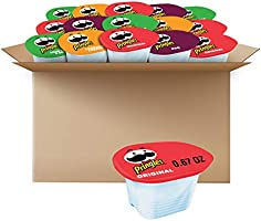 Pringles Potato Crisps Chips, Variety Pack Snack Stacks, Lunch Box Snacks, 0.67 oz Cup (36 Cups)