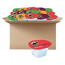 Pringles, Potato Crisps Chips, Snack Stacks Variety Case, Bulk Lunchbox Snacks (36 Count)