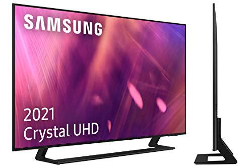 Samsung 4K UHD 2021 50AU9005- Smart TV de 50' con Resolución Crystal UHD, Procesador Crystal UHD, Contrast Enhance, HDR10+,...