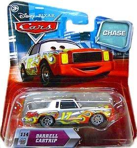Disney Pixar Cars Darrel Cartrip 1:55 CHASE Die-cast Vehicle by Mattel