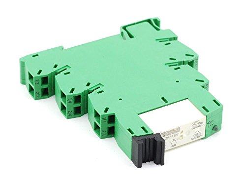 Phoenix Contact 29 61 192 24V Relais + Socket Sockel PLC-BSP240C/21-21 29 12 439 (Zertifiziert und Generalüberholt)