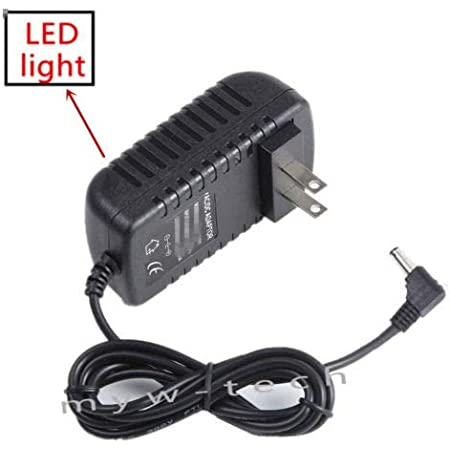 AC Adapter Charger for Radio Shack PRO-2052 PRO-2056 PRO-2067 Scanner Power Cord Taelectric
