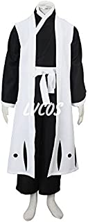 Bleach Robe for Captain of Third Division Cosplay Costume