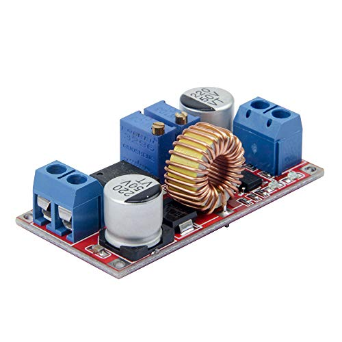 TeOhk DC-DC MóDulo Regulador de Corriente Constante de Bajada MóDulo LED Controlador BateríA de Litio Tarjeta del MóDulo MóDulo de Potencia DC-DC para