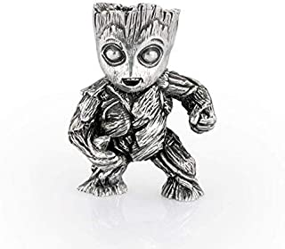 Royal Selangor Hand Finished Marvel Collection Pewter Groot Mini Figurine