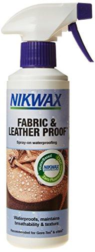 Nikwax Fabric und Leather 30 Pflegemittel FARBLOS OneSize